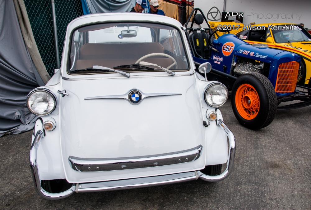 Laguna Seca classic car races