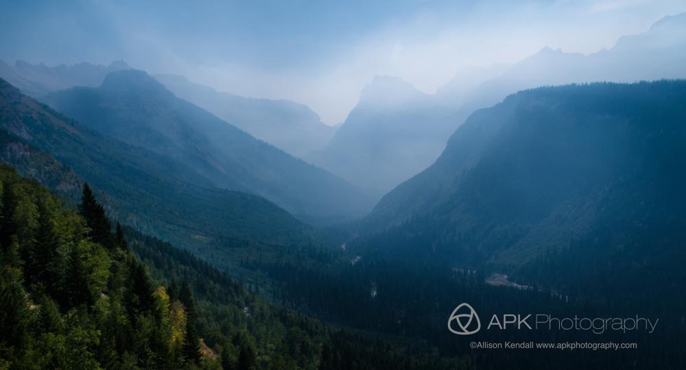 Glacier National Park, summer