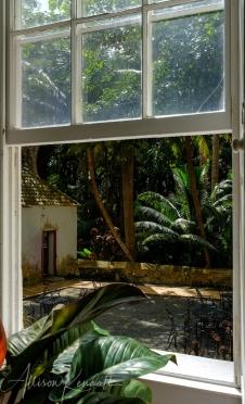 St. Nicholas Abbey sugar plantation and rum distillery, in Saint Peter parish, Barbados