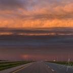 Summer Prairie Skies